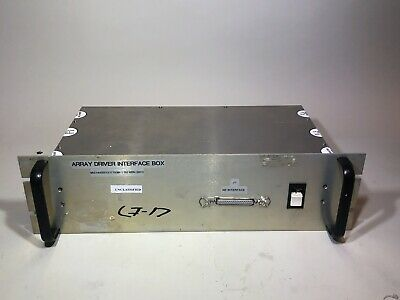 DIODE STACK ARRAY POWER SUPPLY DRIVER INTERFACE for JENOPTIK & Other