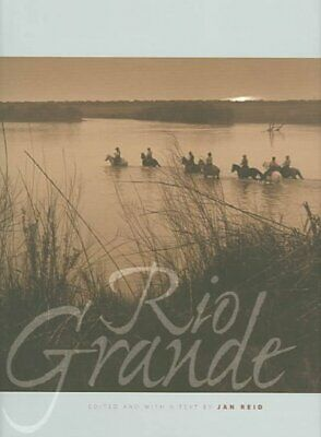 Rio Grande, Hardcover by Reid, Jan (EDT), Like New Used, Free shipping in the US