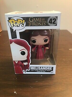 Funko Pop! Melisandre Game of Thrones #42 Vaulted Retired New