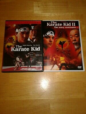 The Karate Kid Special Edition , The Karate Kid II DVD
