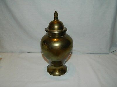 Vintage Brass Handcrafted Imports Decorative Crafts Inc Bowl Pot W