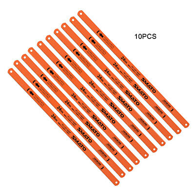 Hacksaw Blade 10PCS 300mm 12in 24TPI