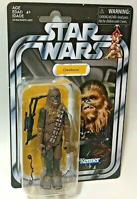 STAR WARS Vintage Collection CHEWBACCA VC141 A NEW HOPE 3.75in Figure NEW