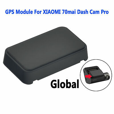GPS Module Support ADAS Function for Xiaomi 70mai Dash Cam Pro DVR Camera Black