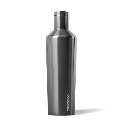 NEW Corkcicle Canteen Gunmetal 739ml