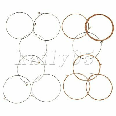 12-String Acoustic Guitar Strings set Stainless Steel Coated Copper Alloy Wound