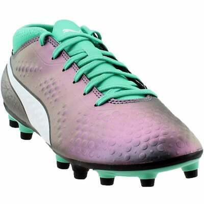 ed1133d51 Puma One 4 Illuminate Synthetic Firm Ground / Artificial Ground Mens -  Purple -