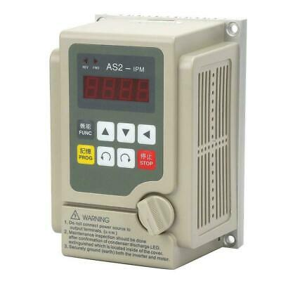 Single Phase Input/3 Phase Output 220V Variable Frequency Converter Inverter GS