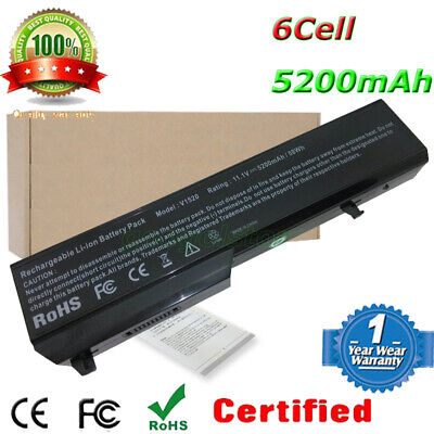 Batterie for DELL Vostro 1310 1320 1510 1520 2510 T112C T114C T116C U661H K738H