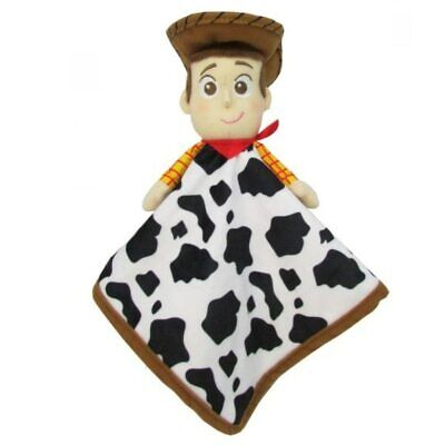 Toy Story Snuggle Lovey Comforter Blanket - Woody Cowboy