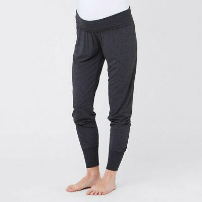 Ripe Maternity Jersey Lounge Pants - Charcoal
