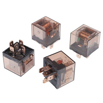 Waterproof automotive relay 12/24V 100A 4/5Pin SPDT car control device relays IU