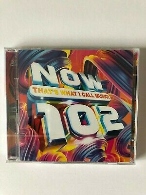 Now That's What I Call Music 102 - Now 102 - New 2CD - Out Now,,new  and sealed