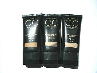 Max Factor CC Colour Correcting Cream SPF10 30ml - Please Choose Shade: