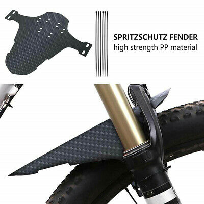 Tail MTB Accessories Bicycle Mudguard Front//Rear Bike Fenders Bicycle Parts