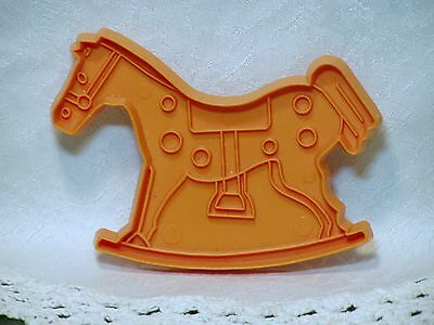 Vintage Stanley Home Cookie Cutter - Rocking Horse Toy Christmas Baby Shower