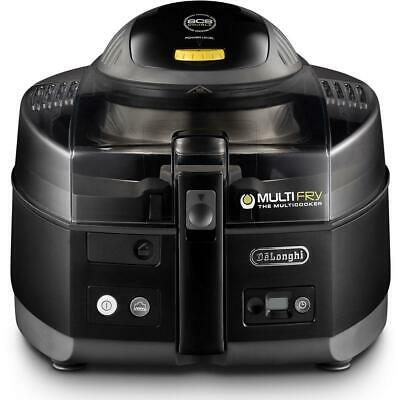 MultiFry Air Fryer and Multicooker (3.7lb) with Double Surround Cooking System