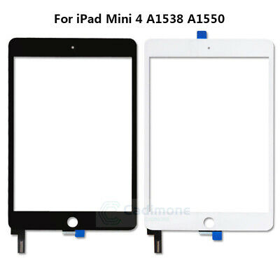 Digitizer Glass Touch Screen for iPad Mini 4 A1538 A1550 Replacement + Tools LOT