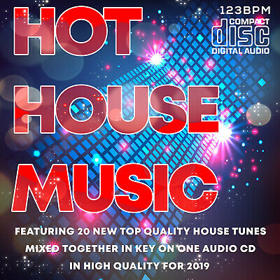 Hot House Music 2019 NEW DJ MIXED CD 🌟 Real House Club Dance Floor Music 🌟