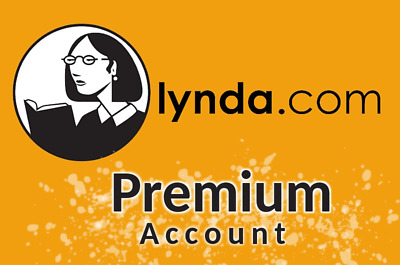 LYNDA.com PREMIUM ACCOUNT - ALL COURSE ✔ LIFETIME ✔ GUARANTEE ✔