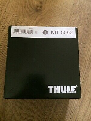 08–17 STOCK CLEARANCE THULE FITTING KIT 1503 FORD Fiesta 3 /& 5-dr Hatchback