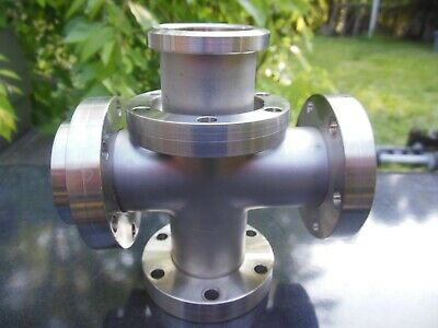 MDC mfg. 4 way vacuum valve