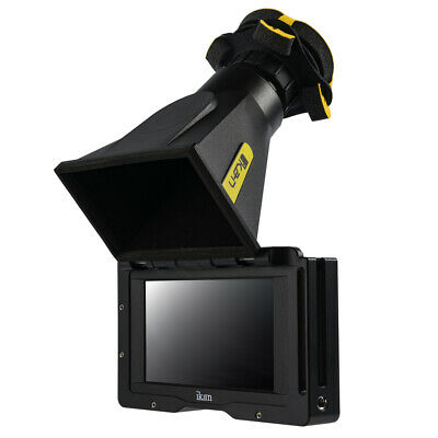 """Ikan 5"""" Electric Viewfinder LCD Monitor Kit with 4K Support EVF50-KIT"""