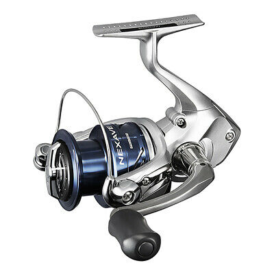 09598d17981 NEW Shimano Nexave 2500, C3000, 4000 Reel All Size spinning fishing