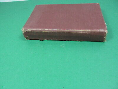 The Watch and Clock Makers Handbook 1938 edition