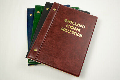 VST Circulating Shilling Coin Collection Album
