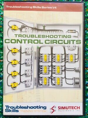 Troubleshooting Control Circuits (DVD) Simultech, Activation Code Not Included