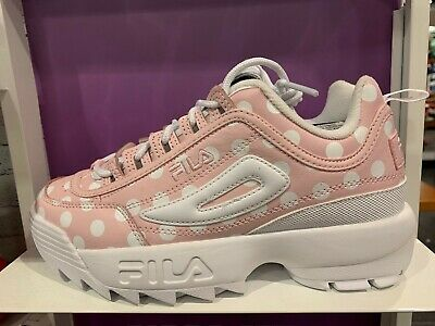 FILA DISRUPTOR 2 PRM Repeat Canary Yellow White Gold Youth