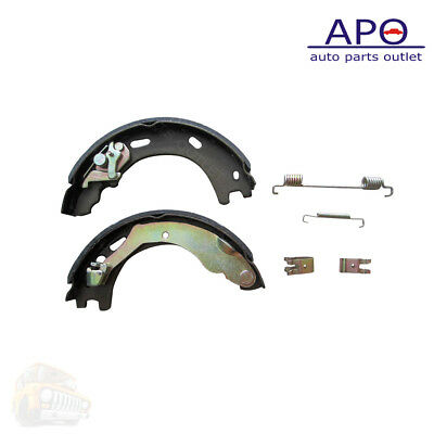 Kit with Springs and Pins Land Rover Parking Brake Shoe LR031947