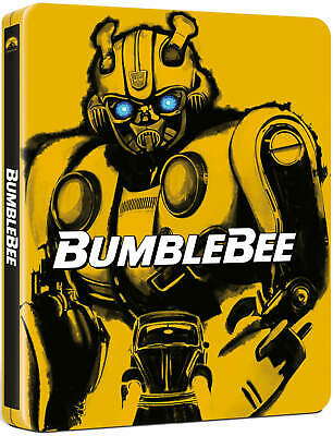 Bumblebee - Limited Edition Steelbook (Blu-ray 4K UHD) BRAND NEW!!