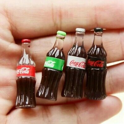 Add to Coles Little Shop 2 Minis - Set of 4 Coke Bottles