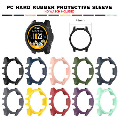For Garmin Forerunner 945/935 Watch Hard PC Protective Case Cover Bumper Frame