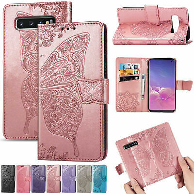 Leather Wallet Cover Case For Samsung Galaxy J7 Crown/Refine/Star/J7 V 2018