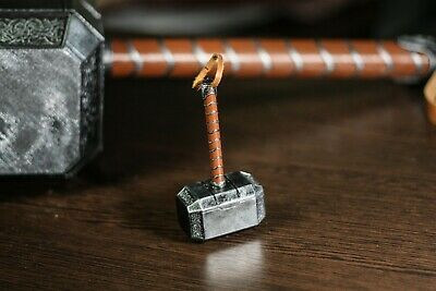 Thor Hammer Miniature 1:4 | Hammer of Thor 1/4 Scale Prop | Mjolnir replica