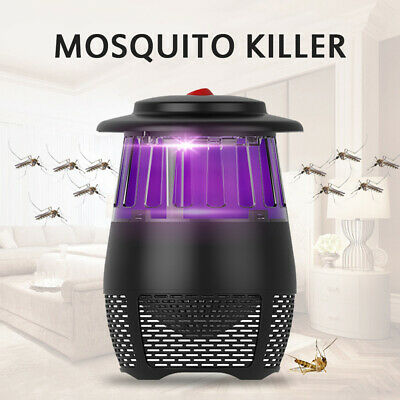 Lampe UV tueur moustique insecte anti-moustique mouche insecte Zapper Catcher D