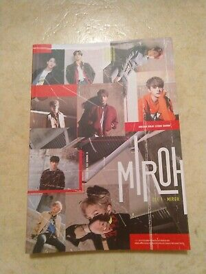 STRAY KIDS CLE 1 :MIROH CD ALBUM + PHOTO BOOK Felix ver. NO PHOTOCARD