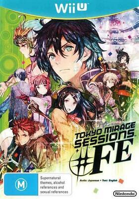 Tokyo Mirage Sessions #FE Wii U New and Sealed