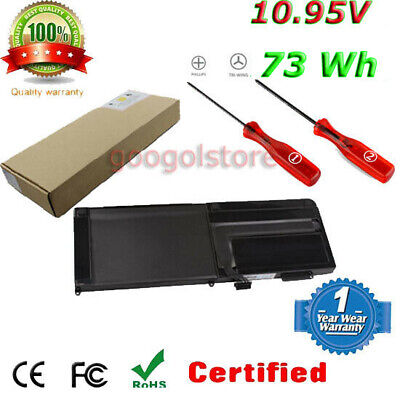 """Batterie For Apple MacBook Pro Unibody 15"""" A1286 2011 & 2012 year version A1382"""