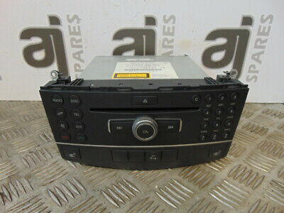# Mercedes C220 Cd Radio (No Code) A2048700594 2007