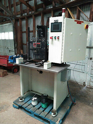 Model #75 Mini-jector Plastic Injection Molding Machine Industrial 3-phase 1oz