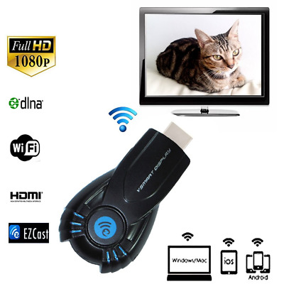 KSRplayer Vsmart Ezcast V5ii Wifi Display Smart TV Stick Media Player Wireless M