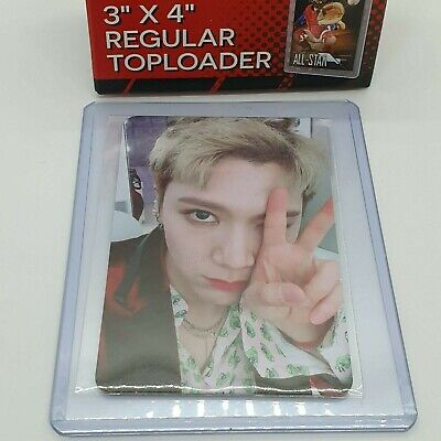 NCT Ten 2018 Empathy Album Official Photocard Original Genuine Reality Version