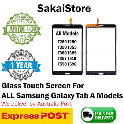 "Samsung Galaxy Tab A 8"" SM- T350 355 Touch Screen Digitizer Replacement Glass"