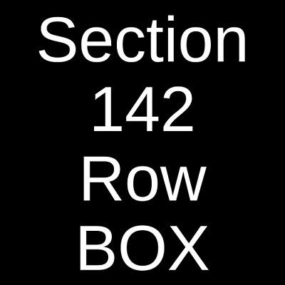 4 Tickets Game of Thrones Live Concert Experience 9/8/19 Tinley Park, IL