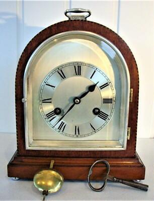 Regency Striking 8-Day Bracket / Mantel Clock