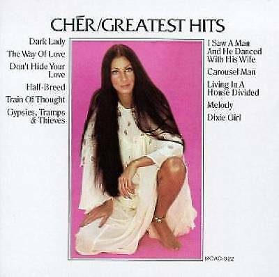 Cher - Greatest Hits [MCA] by Cher